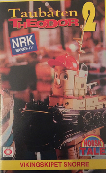 Theodore Tugboat2NorwegianVHS