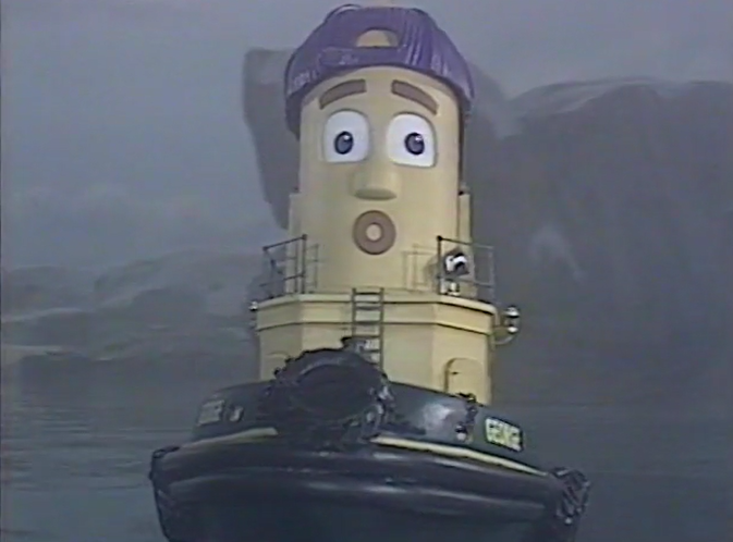 Georges Ghost Theodore Tugboat Wiki Fandom Powered By Wikia