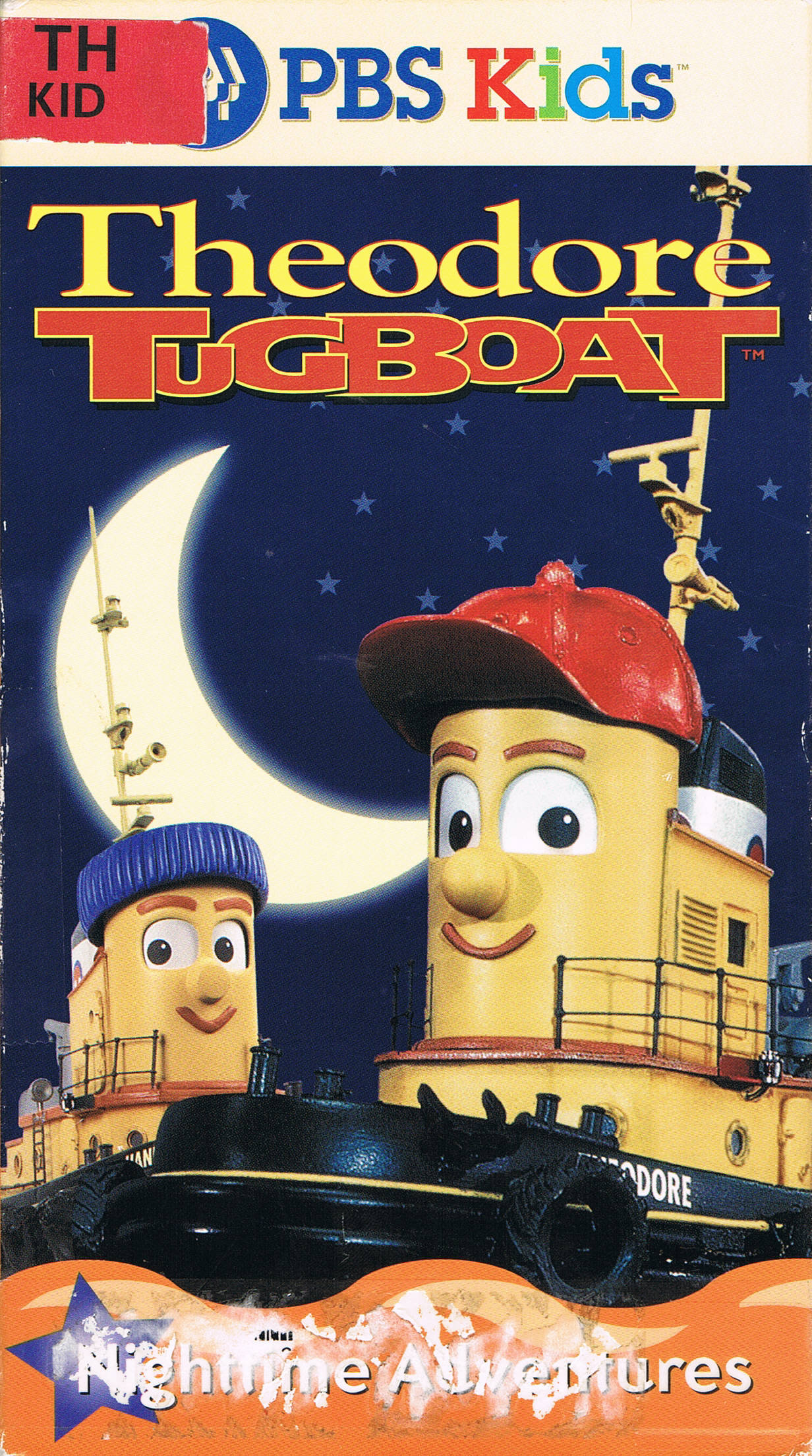 Nighttime Adventures Theodore Tugboat Wiki Fandom Powered By Wikia