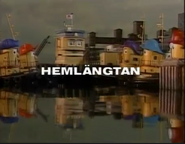 Swedish Title Card