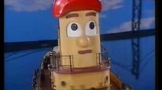 Theodore Tugboat - Theodore's Big Friend