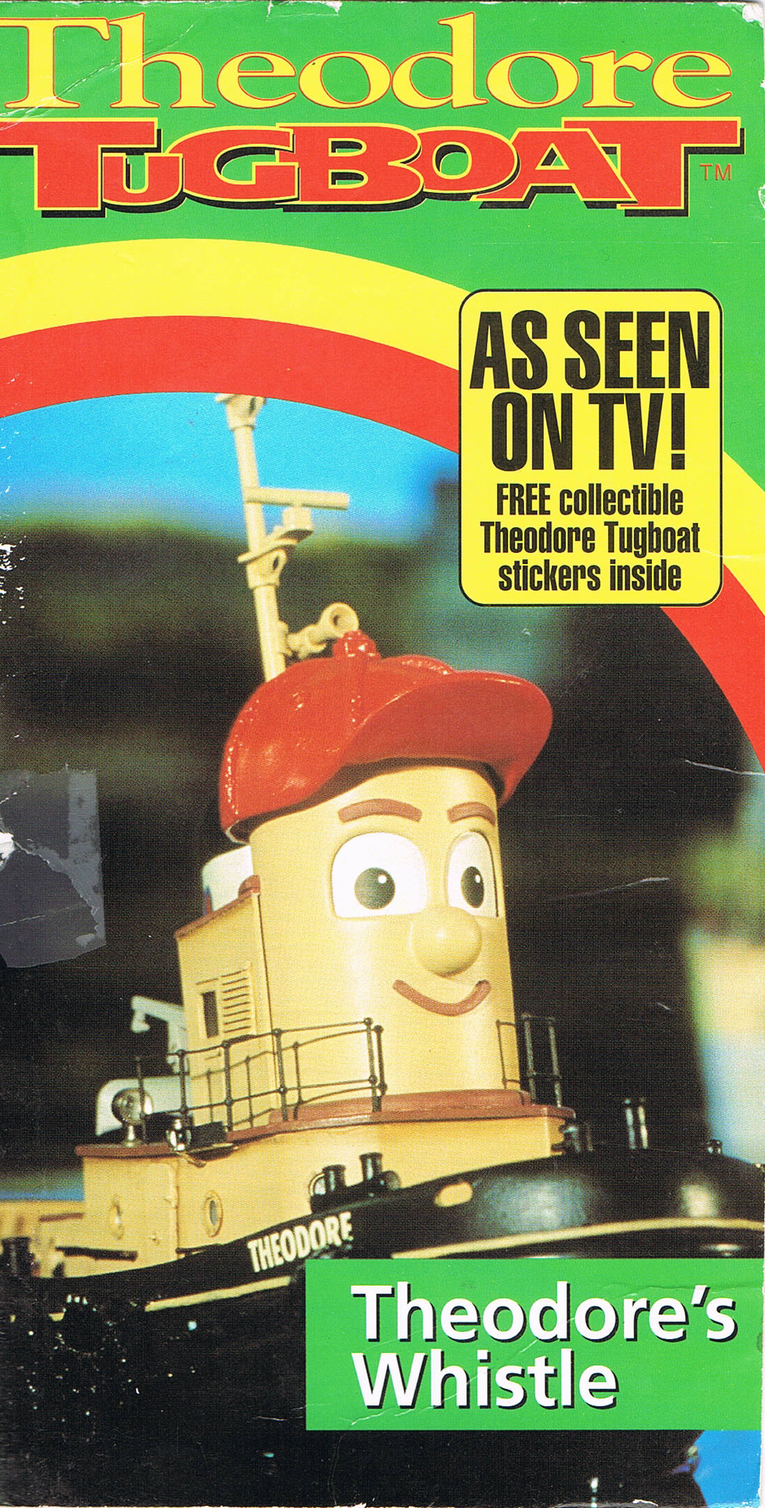 Theodore And Bella Card: Theodore's Whistle (VHS)
