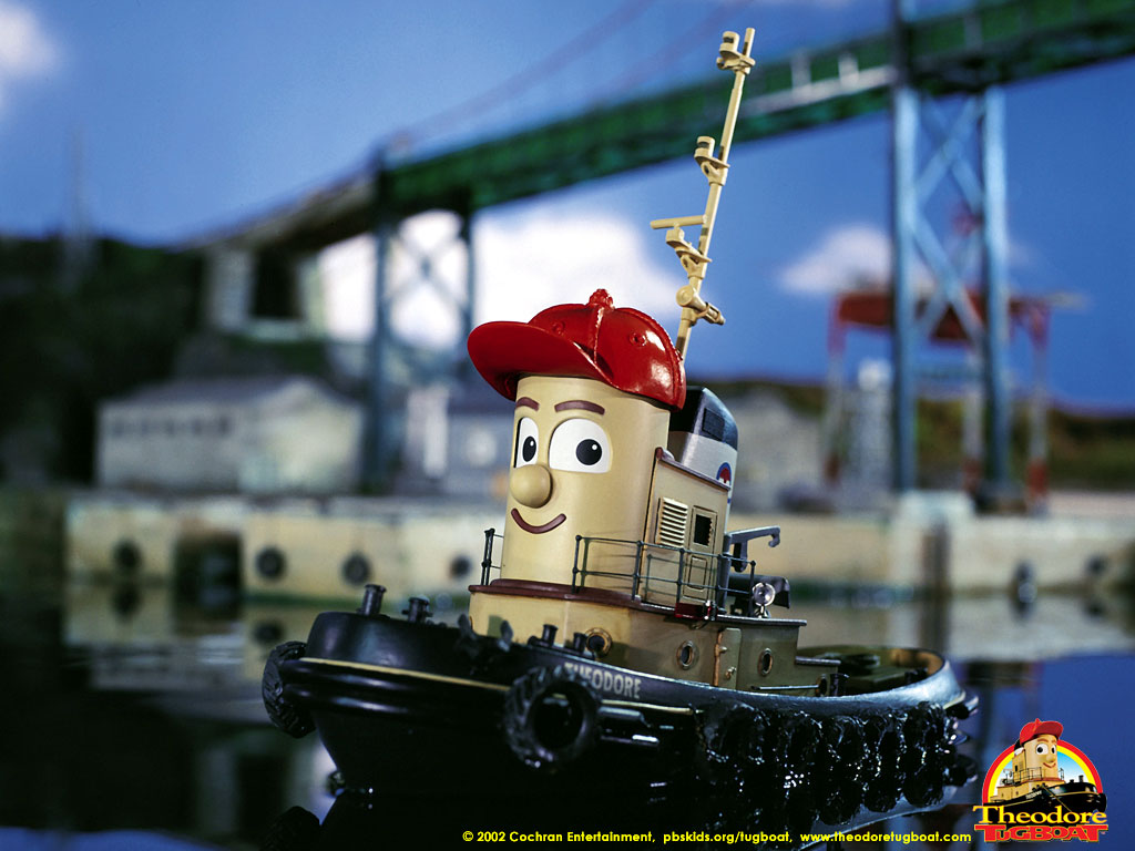 Theodore | Theodore Tugboat Wiki | FANDOM powered by Wikia