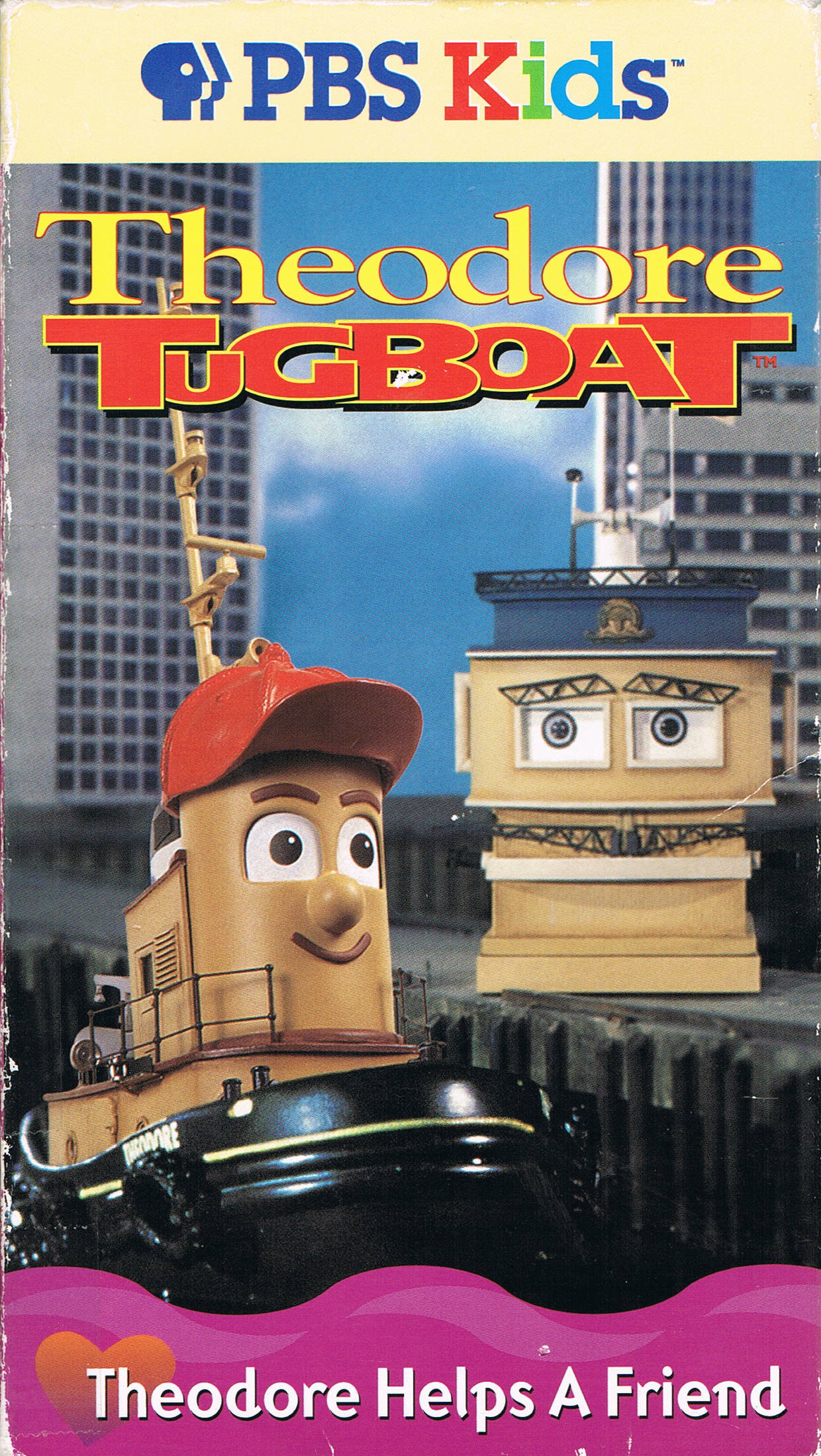 Theodore Helps A Friend Theodore Tugboat Wiki Fandom Powered By