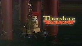 Theodore & the Oil Rig - Theodore Tugboat