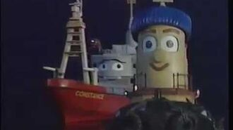 Theodore Tugboat-Hank Stays Up Late