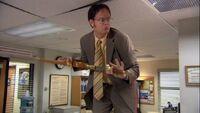 Dwights sword