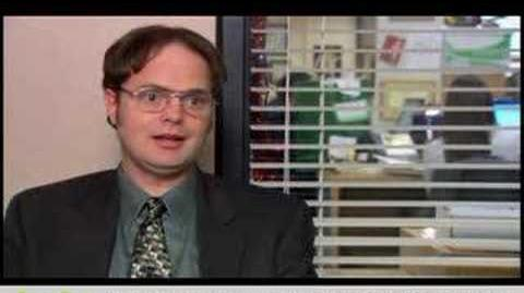 The Office - Christmas Goose