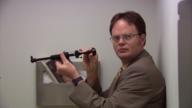 Dwights blowgun