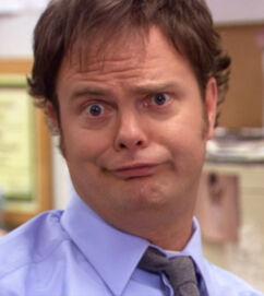 DwightasJim