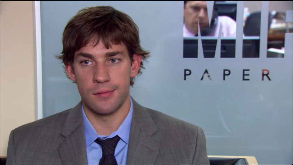 Jim Halpert | Dunderpedia: The Office Wiki | FANDOM powered