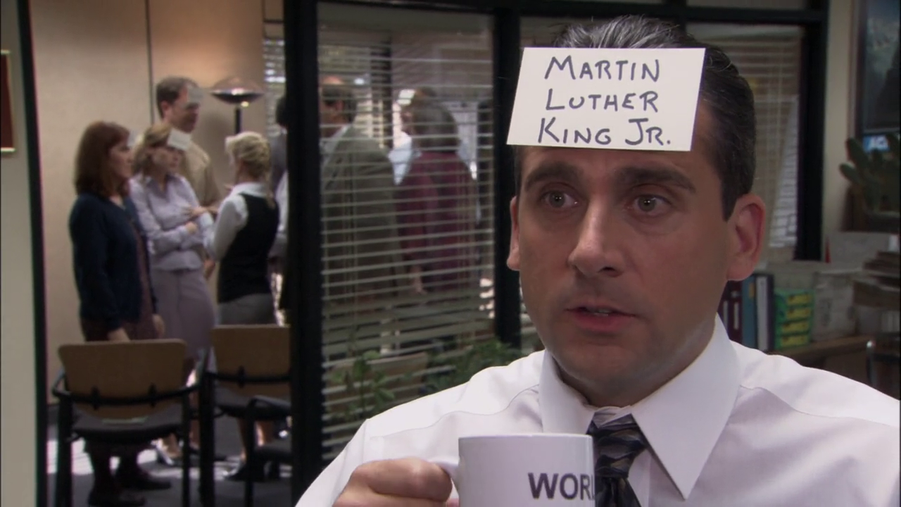 photograph about Dwight Schrute Id Badge Printable titled Variety Working day Dunderpedia: The Workplace Wiki FANDOM
