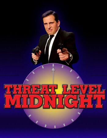 Threat Level Midnight | Dunderpedia: The Office Wiki