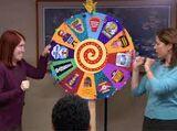 Chore Wheel