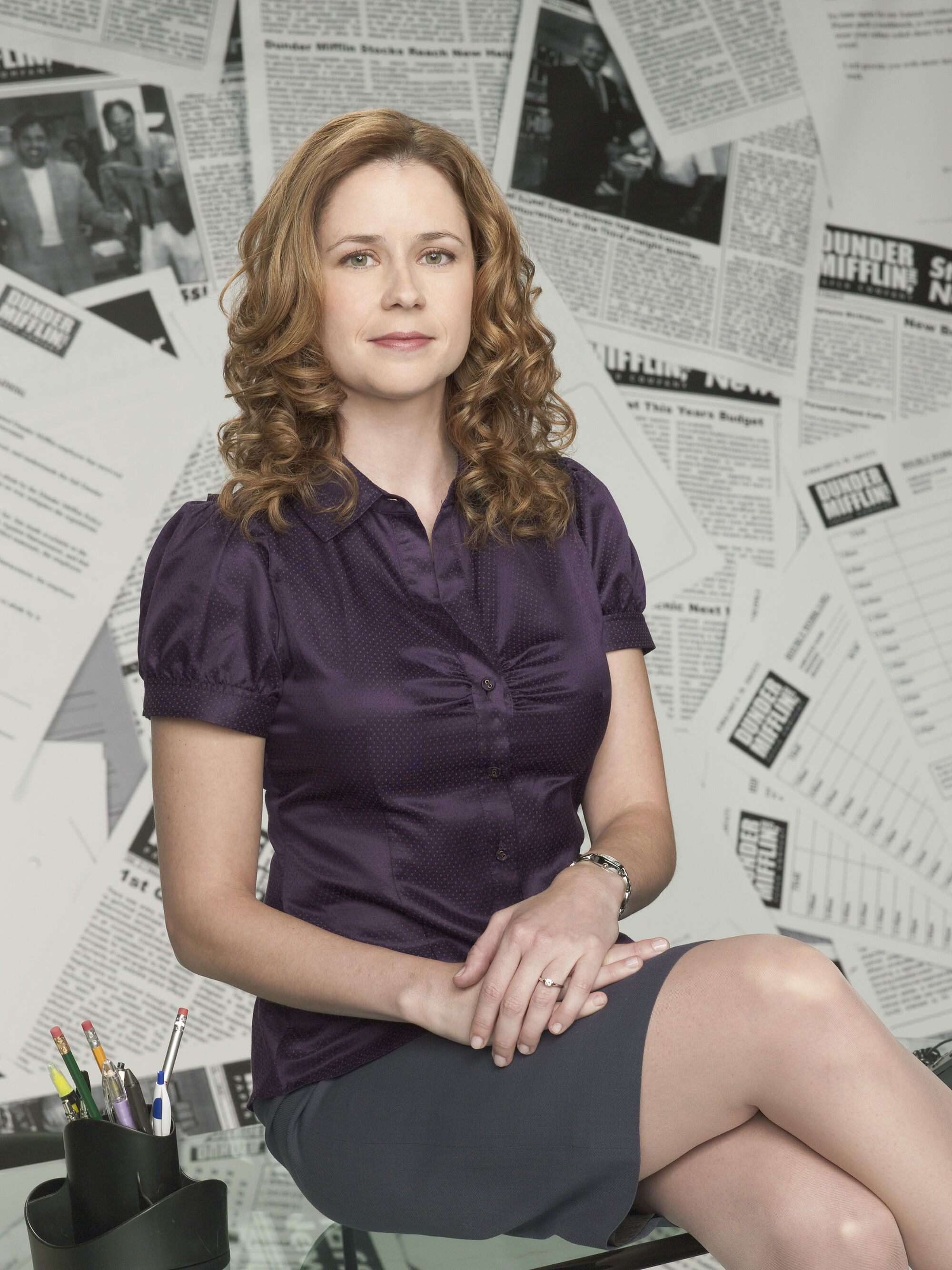 Pam Beesly | Dunderpedia: The Office Wiki | FANDOM powered