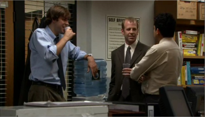 Image - Watercooler.jpg | Dunderpedia: The Office Wiki | FANDOM ...