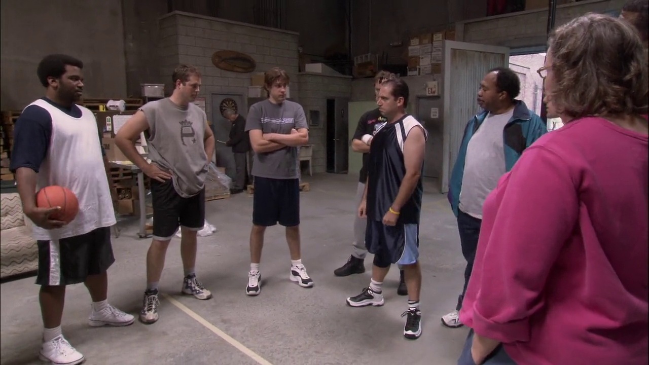 Image result for the office basketball
