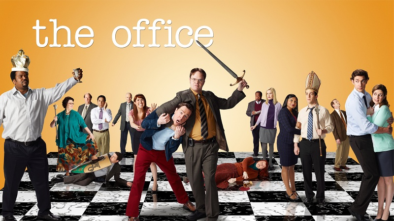 the office poster. Office S9 Promotional Poster.jpg The Poster