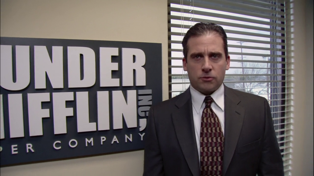Pilot Dunderpedia The Office Wiki Fandom