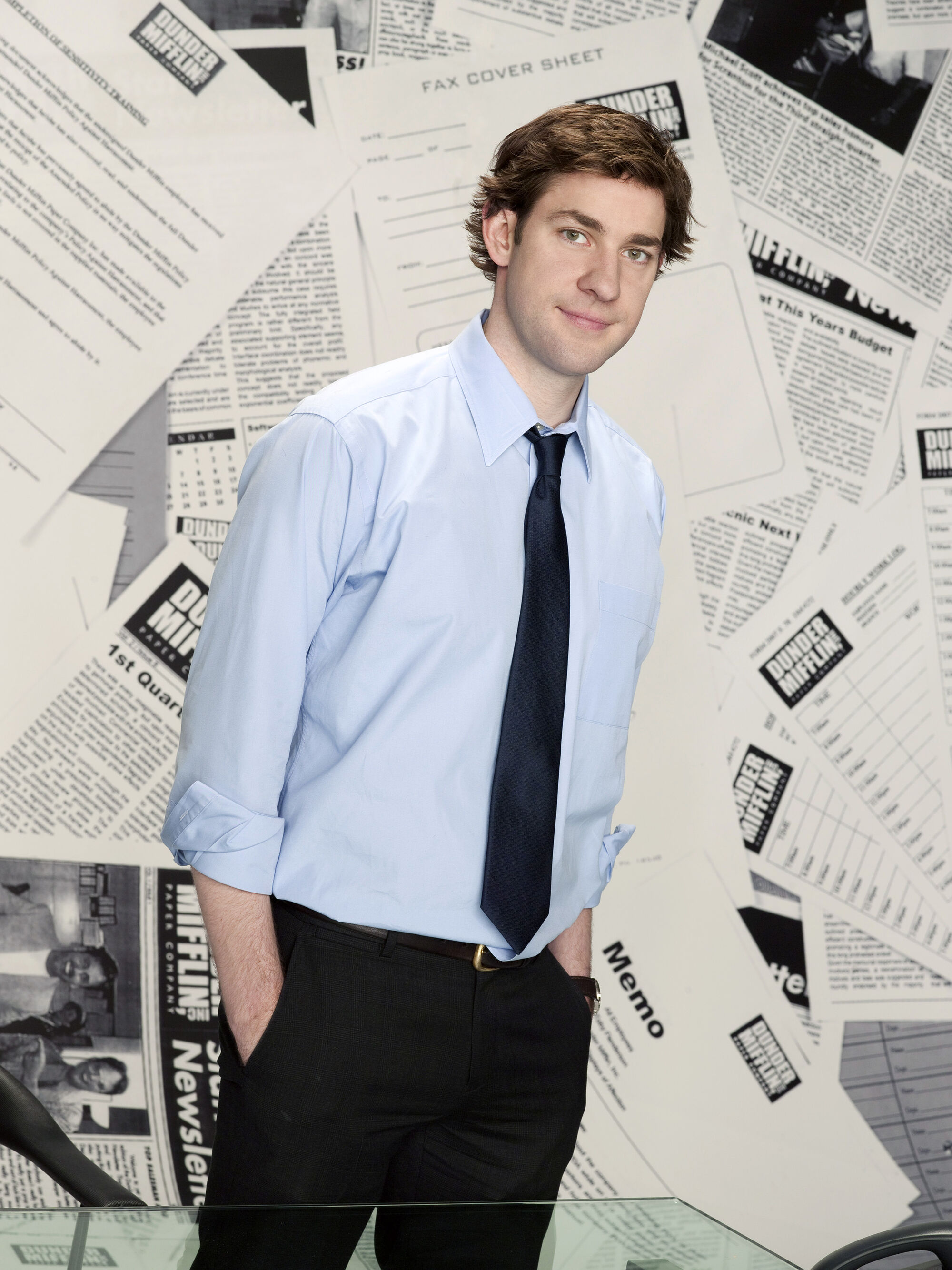 Jim Halpert | Dunderpedia: The Office Wiki | FANDOM ... - photo#40