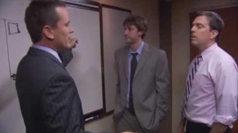 The Office Season 3 Bloopers Part 2 (of 2)