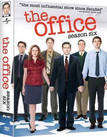 File:TheOffice S6 DVD.jpg