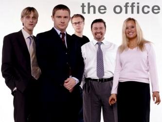 TheOfficeUKcast