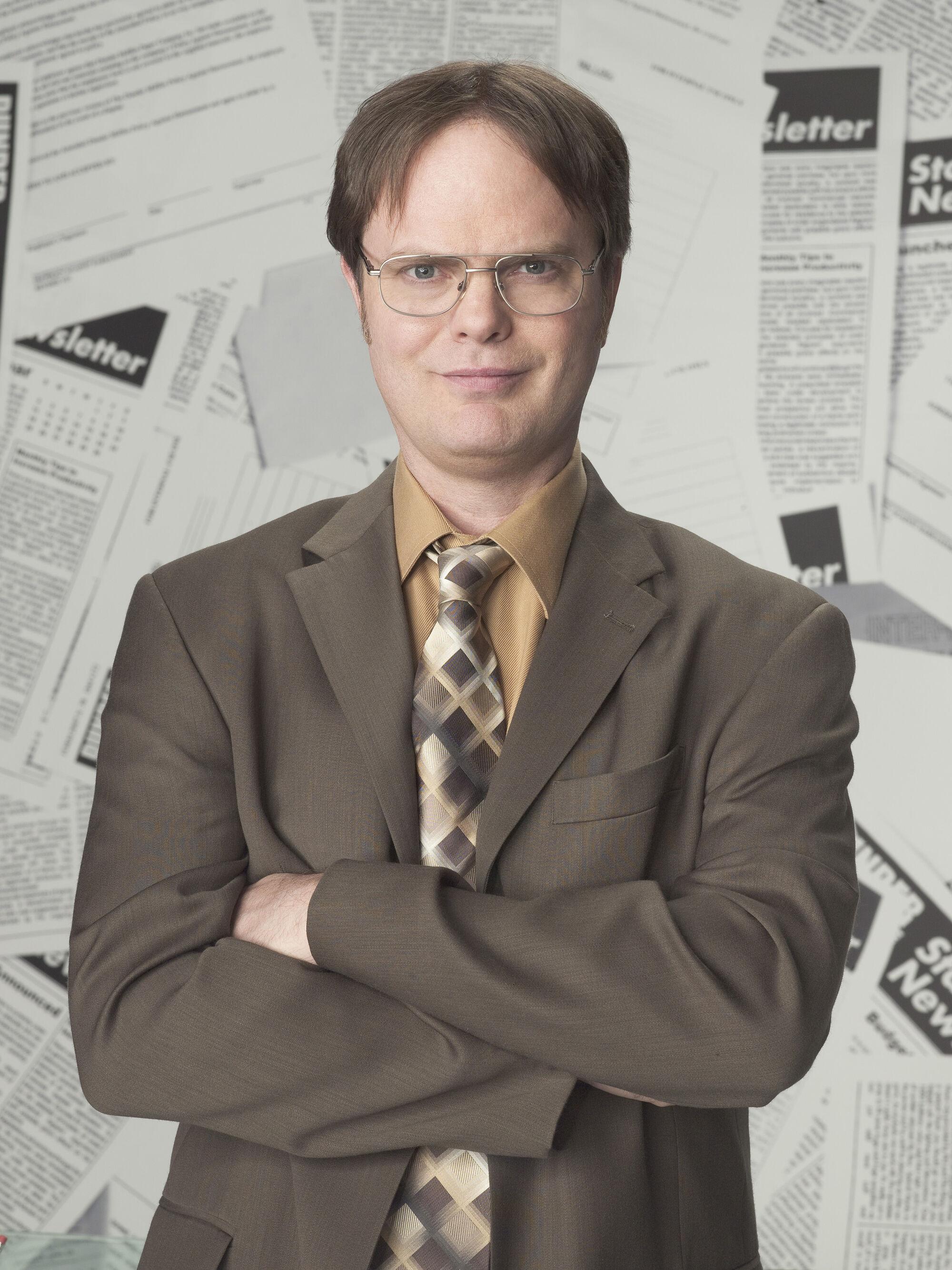 Dwight Schrute | Dunderpedia: The Office Wiki | FANDOM