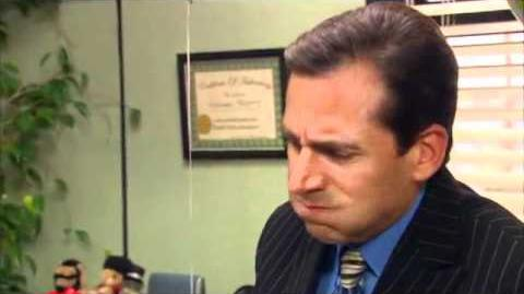 The Office Season 2 Bloopers Part 1 of 2