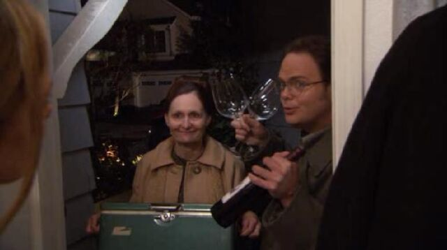 File:Dwight dinner party arrival.jpg