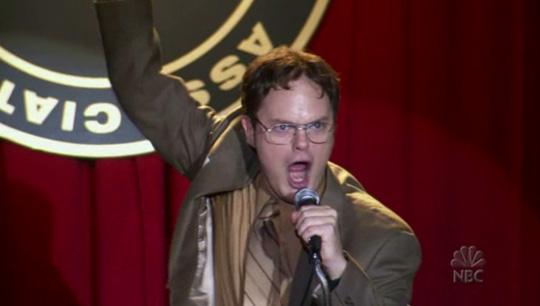 Dwight's Speech | Dunderpedia: The Office Wiki | FANDOM powered by Wikia