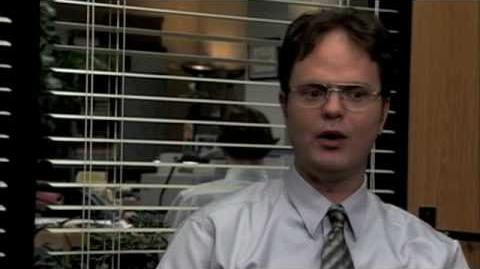 Dwight's perfect date
