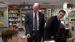Sexual Harassment - Michael and Todd joking around
