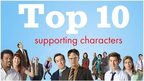 Top 10 Supporting Characters in The Office