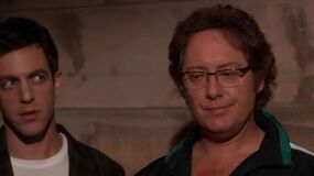 Robert California and Ryan Howard