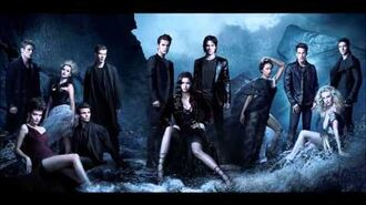 Vampire Diaries 4x12 Bon Jovi - Wanted Dead Or Alive
