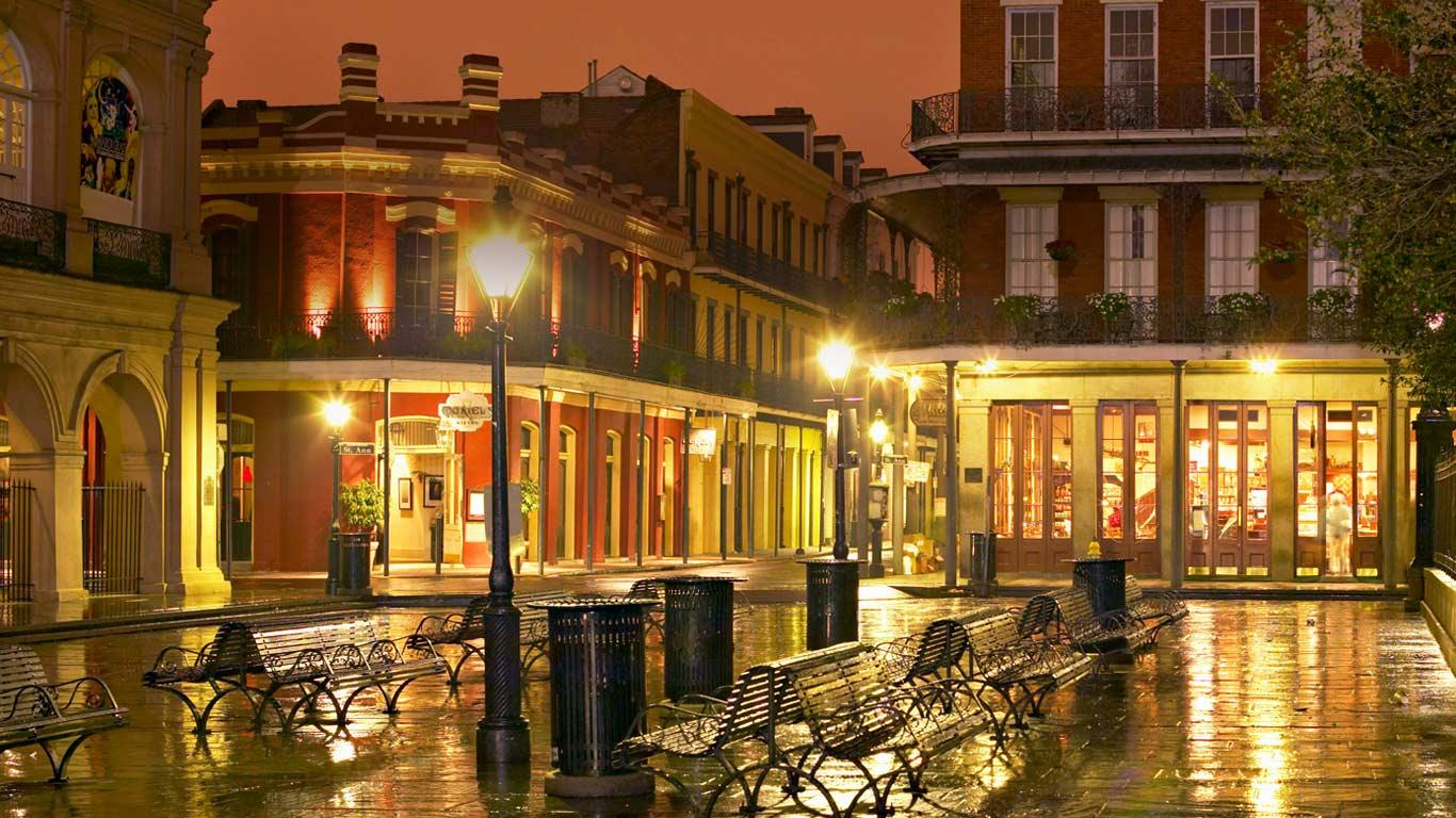 French Quarter, New Orleans | The Old Ones & The Immortal Chronicles ...