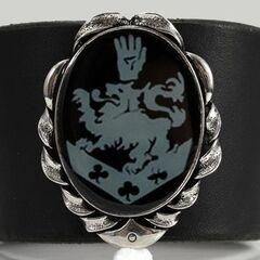 Eric's, Vincent's, André's & Michael's wrist cuffs