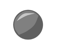Metal ball body