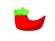 Chili pepper body