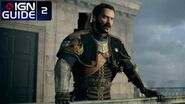 The Order 1886 Walkthrough - Chapter 01 Always a Knight, pt 1
