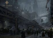 The Order 1886 Concept 2