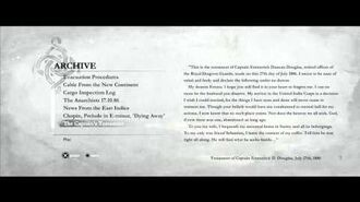 The order 1886 archive, collected phonograph cylinders - 2 (final)