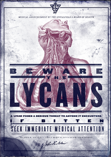 Beware the Lycans