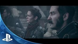 The Order- 1886 - Official Behind the Scenes 6- The Cast of The Order - PS4