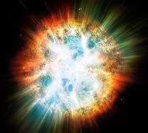 Category:Supernova