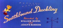 Southbound Duckling Title