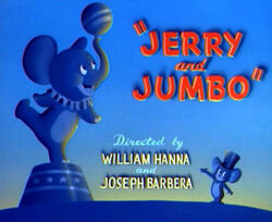 Jerry and JumboTitle