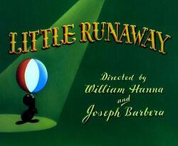 Little Runaway Title