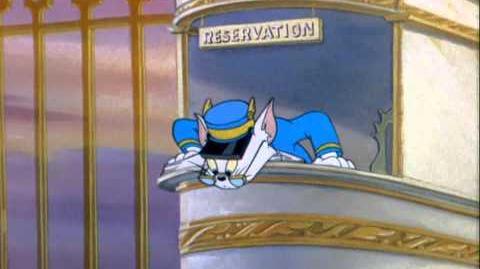 Tom & Jerry Heavenly Puss (HD & HQ)